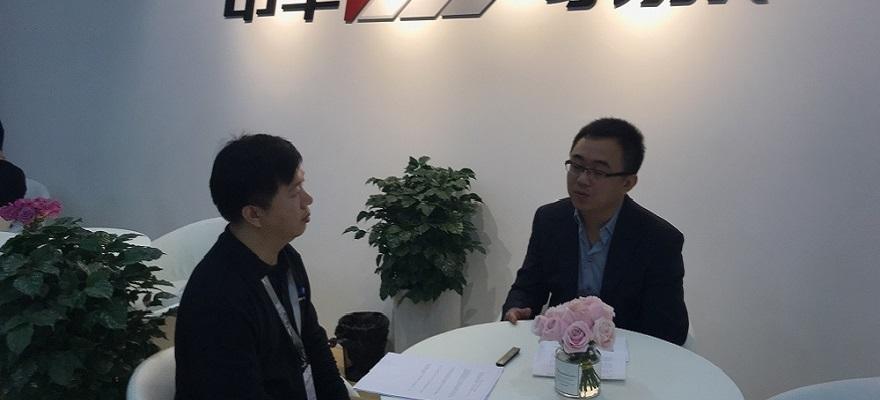 2018广州车展专访 华晨汽车产品负责人色建伟